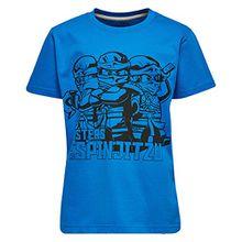 Lego Jungen T-Shirt M-71167 Blau (Blau),6 Jahre (Herstellergröße:116)