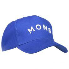Mons Royale - Harlow Ballcap - Cap Gr One Size schwarz;blau