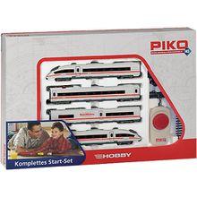 PIKO Spur H0 Start-Set ICE 3