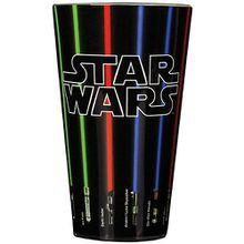 Star Wars Lichtschwert Glas 400ml