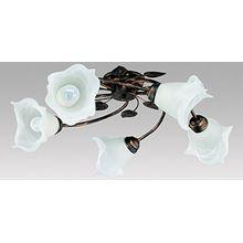 Florale Deckenleuchte im Landhaus Stil Deckenlampe Lampen
