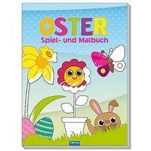 Buch - Oster Spiel- und Malbuch