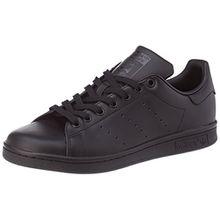 adidas Unisex-Erwachsene Stan Smith Sneakers, Schwarz, 41 1/3 EU