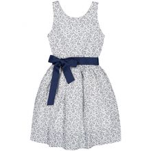 Polo Ralph Lauren Mädchen-Kleid - Creme (104, 110, 116, 122)