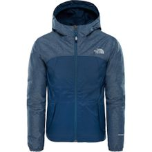 THE NORTH FACE Outdoorjacke 'WARM STORM' blau