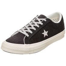 CONVERSE Cons One Star OX Sneakers Low schwarz Damen