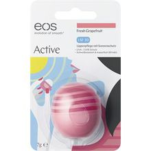 eos Pflege Lippen Fresh Grapefruit Organic Lip Balm LSF 30 7 g