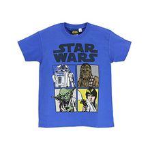 Star Wars Jungen Star Wars T-Shirt Kurzarm 128