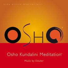 Audio CD »Deuter: Osho Kundalini Meditation«