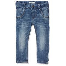 NAME IT Jungen Jeans Nittingo Bag/Slim Dnm Pant Nmt Noos, Blau (Medium Blue Denim), 140