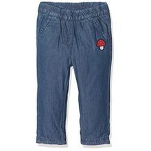 TOM TAILOR Kids Baby-Mädchen Jeans 62058330021, Blau (Stone Blue Denim 1095), 74