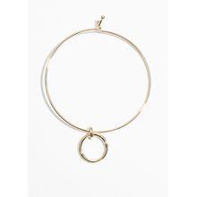 Ring Choker - Gold