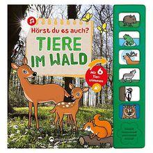 Buch - Hörst du es auch? Tiere im Wald