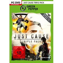 Just Cause Triple Pack PC, Software Pyramide