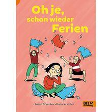 Buch - Oh je, schon wieder Ferien