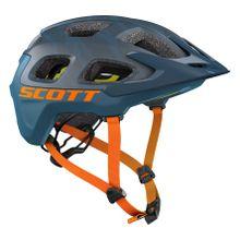 Scott - Vivo Plus Unisex Mountainbikehelm (blau/orange) - L (59-60)