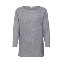 TOM TAILOR DENIM Sweater graumeliert