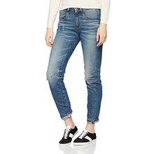 G-STAR RAW Damen Boyfriend Jeans Arc 3D, Blau (Medium Aged), 29/30