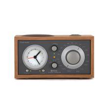 Tivoli Audio - Model Three BT Radiowecker, kirsch / taupe
