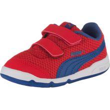PUMA Sneakers 'Stepfleex 2' blau / rot