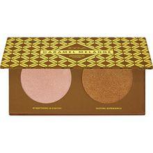 ZOEVA Teint Highlighter Caramel Melange Highlighting Palette 1 Stk.