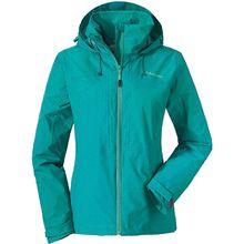 Schöffel Jacke ZipIn! Jacket Skopje Outdoorjacken grün Damen