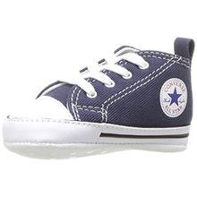 Converse First Star Cvs 022110-12-10, Unisex - Kinder Sneaker, Blau (Marine), EU 18