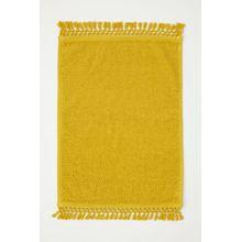 H & M - Badematte mit Strukturmuster - Yellow - Zuhause