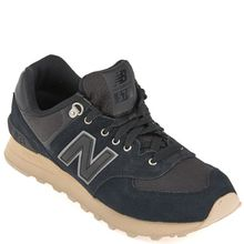 New Balance Sneaker - 574 schwarz
