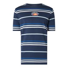 T-Shirt mit Streifenmuster Modell 'Miniati'