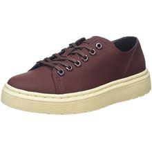 Dr. Martens Unisex-Erwachsene Dante Old Oxblood Ajax Sneaker, Rot (Old Oxblood), 41 EU