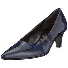 Gabor Shoes Damen Fashion Pumps, Blau (Marine), 40.5 EU