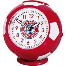 FC Bayern München Wecker Fußball rot/weiß