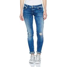 ONLY Damen Jeanshose Onlcoral Slsk Dnm Jeans REA15051 Noos, Blau (Medium Blue Denim), W27/L32