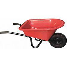 Kinderschubkarre 20 L rot