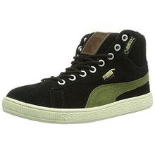 Puma Suede Mid Classic+ GTX, Unisex-Erwachsene Hohe Sneakers, Schwarz (black 02), 40 EU (6.5 Erwachsene UK)