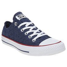 Converse All Star OX Damen Sneaker Blau