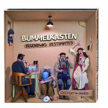 Audio CD »Bummelkasten: Irgendwas Bestimmtes«