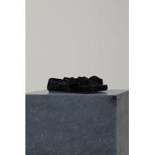 CLOSED Mokassins aus Veloursleder black