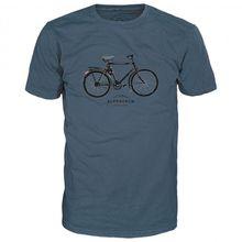 Alprausch - Ch-Velo T-Shirt - T-Shirt Gr S blau