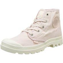 Palladium Damen Pampa Hi Hohe Sneaker, Pink (Peach Whip/Marshmallow K94), 38 EU