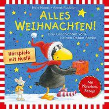CD Rabe Socke - Alles Weihnachten! Hörbuch