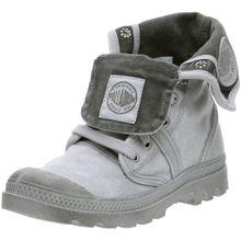 Palladium Us Baggy F, Damen Sneaker, Grau (Vapor/métal), 37 EU