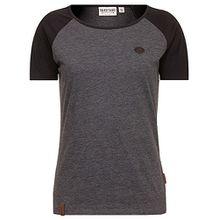 Damen T-Shirt Naketano Gebumst Wie Gebämst T-Shirt