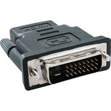 Schwaiger HDMI-/DVI-D Adapter zur digitalen Bild und Ton Übertragung »für PC, TV, Beamer«