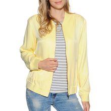 Mavi Blouson in gelb für Damen