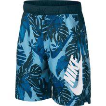 Nike Sportswear Shorts blau