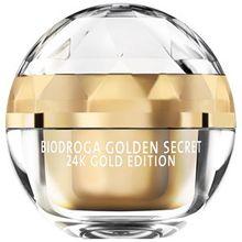 Biodroga Gesichtspflege Special Care Golden Secret Gold Edition 24K Pflege für anspruchsvolle Haut 50 ml