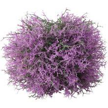 "Deko-Objekt ""Lavendelkugel""  D17 cm lila"