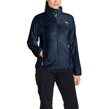 Geographical Norway Damen Jacke Uniflore Lady Assort B, Blau (Navy), X-Large (Herstellergröße: 4)